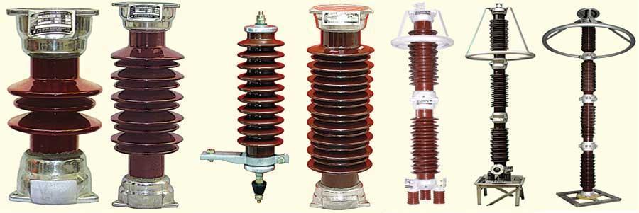 sc 1 st  topline industries (raj.) & PORCELIAN LIGHTING ARRESTORS